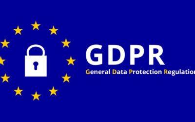 El 25 de mayo de 2018 entró en vigor el nuevo Reglamento Europeo de Protección de Datos (RGPD)