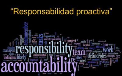 Medidas de responsabilidad activa aplicables a los responsables según la Agencia Española de Protección de Datos