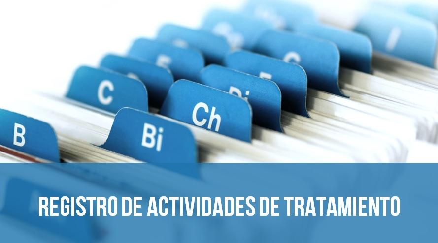 Registro de Actividades de Tratamiento RGPD