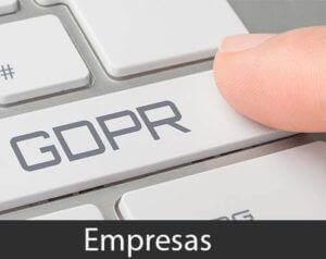 GDPR RGPD LOPD Empresas