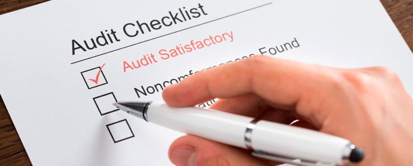 check list de auditoría