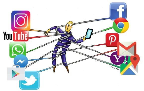 Eliminar fotos y vídeos en redes sociales.