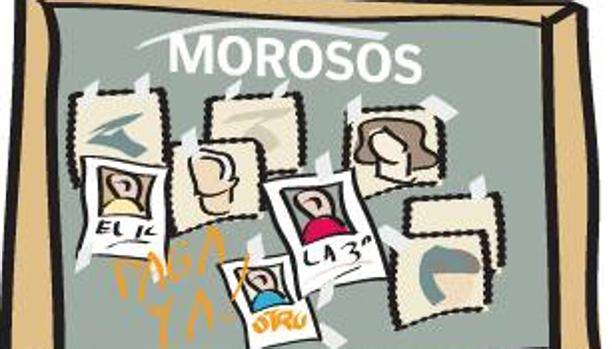 FICHEROS DE MOROSOS