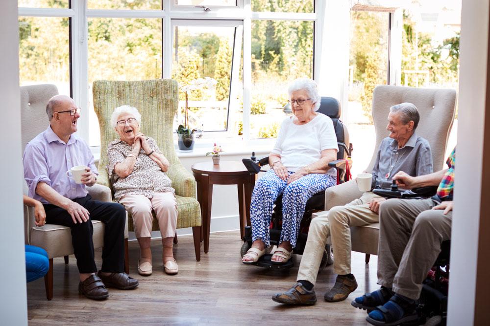 Protección de datos en Residencias de mayores